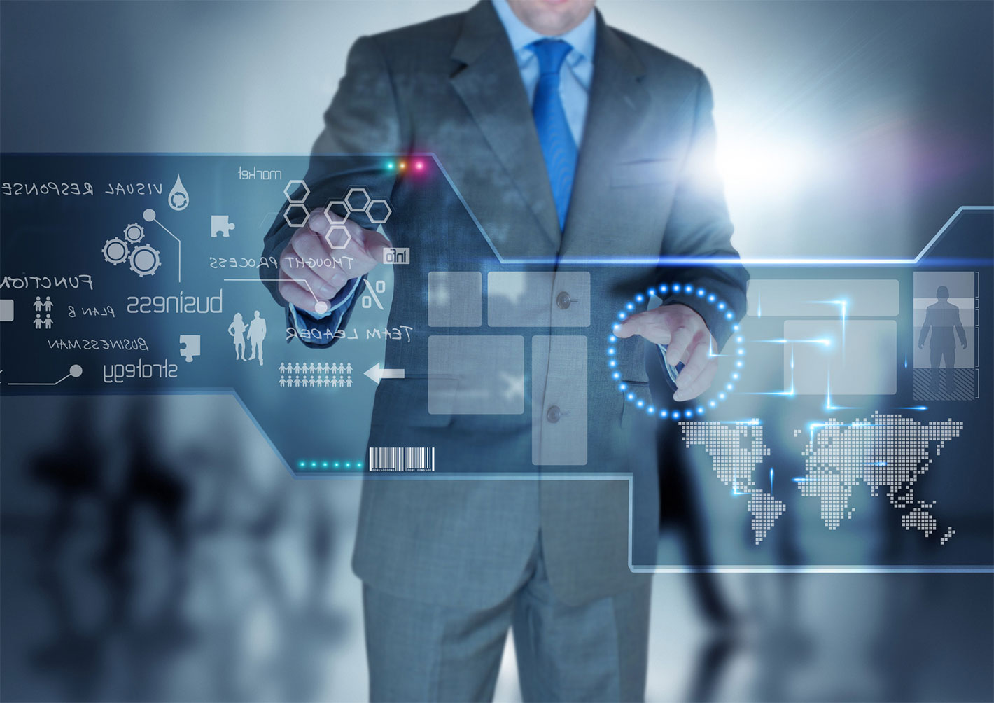 an analysis of the element of information technology in the education sector